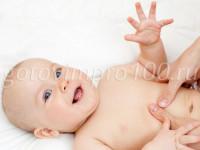 Детские колики: их разновидности и методы борьбы