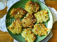 Котлеты из капусты с сыром