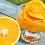Апельсиновое варенье за 30 минут