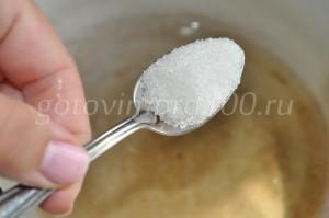 Соединим соль и сахар
