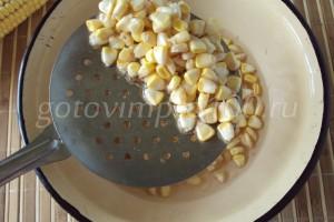 проварим зерна в маринаде