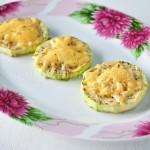 Кабачки с сыром запеченные в духовке