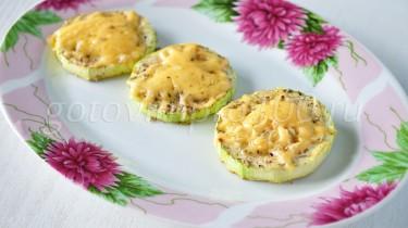 диетические кабачки с сыром