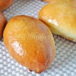 Дрожжевые пирожки с яблоками на кефире