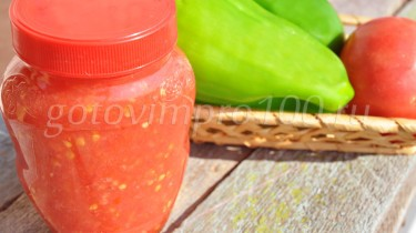 томат на зиму рецепт с фото