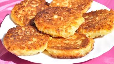 нежные сырники из творога рецепт с фото