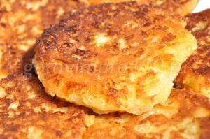жареные сырники