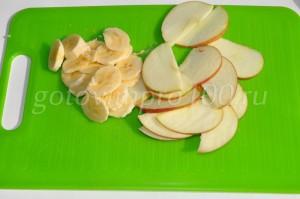 нарежем фрукты