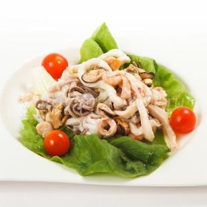 морепродукты на стол