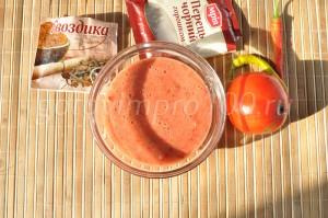помидоры перекрутим в сок