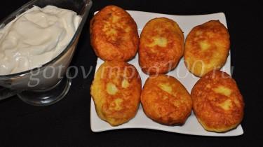 Рецепт вкусных драников из картофеля