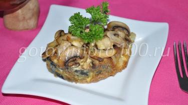 горбуша приготовленная в духовке рецепт