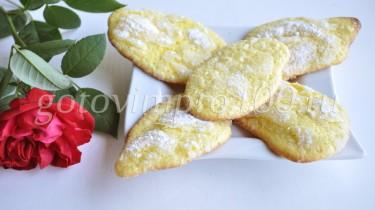 бисквитное печенье савоярди рецепт