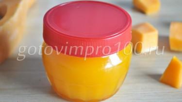 тыквенный сок пошаговый рецепт с фото