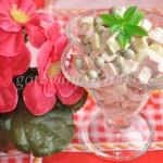 Традиционный салат «Оливье»