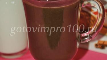рецепт шоколадной глазури из какао порошка
