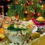 Салаты на Новый год 2016 — простые и вкусные