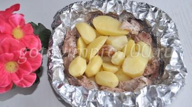 жаркое из картофеля в мультиварке