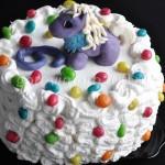 Детский бисквитный торт