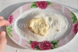 обмакните в сахаре