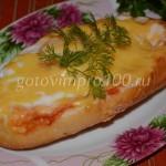 Бутерброды из яиц