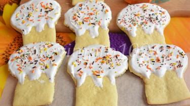 печенье на пасху рецепты