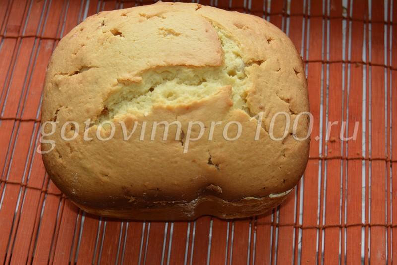 Кекс в хлебопечке рецепты с фото простые