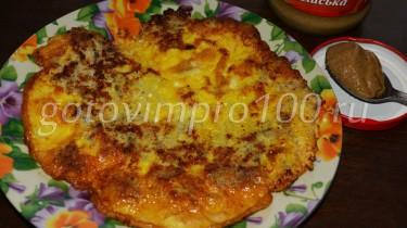 бризоль из куриного филе рецепт