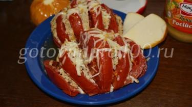 помидоры фаршированные фаршем в мультиварке