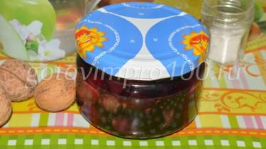 варенье из винограда рецепт с фото