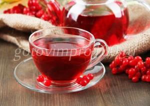 чай из калины