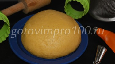 имбирное тесто для печенья и пряников, рецепт