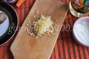 выложим сыр