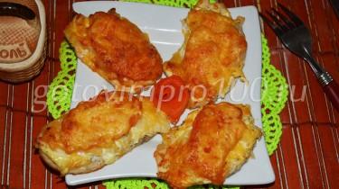 мясо по-французски из куриного филе рецепт