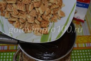 выложим печенье