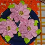 Кексы «Цветочки»