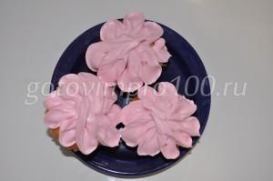 украсим кексы