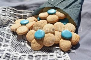 Украшаю печенье каплями айсингом