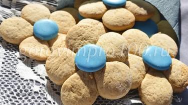 Печенье медовое, рецепт с фото