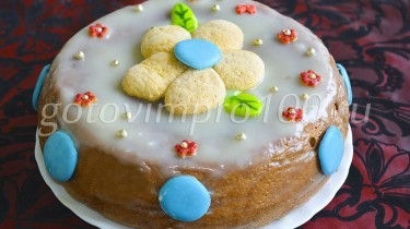 Быстрый торт в мультиварке