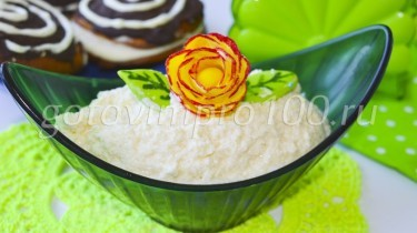 Белково-масляный крем - рецепт с фото