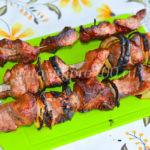 Шашлык из свинины с луком