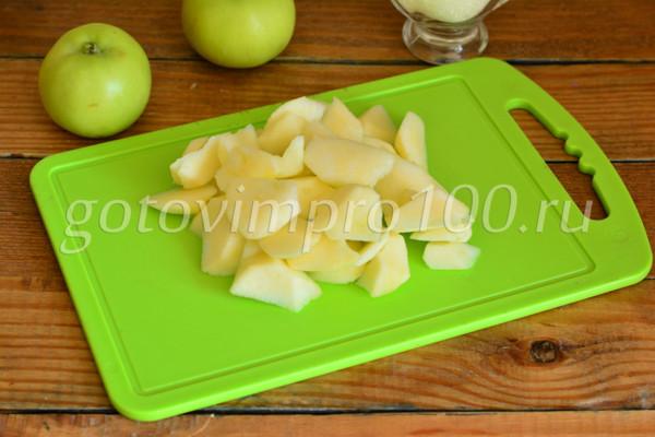 Пюре из яблок на зиму без стерилизации - 2