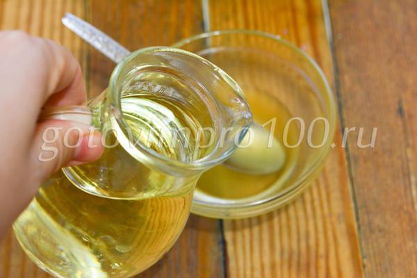Тыква, запеченная с медом-2