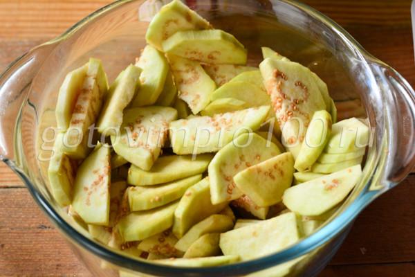Вкусные баклажаны на зиму-3