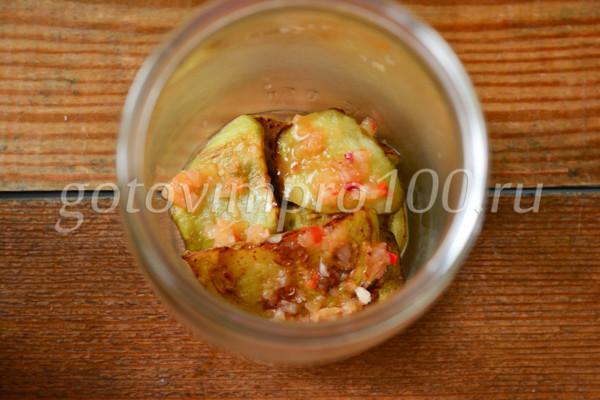 Вкусные баклажаны на зиму-8