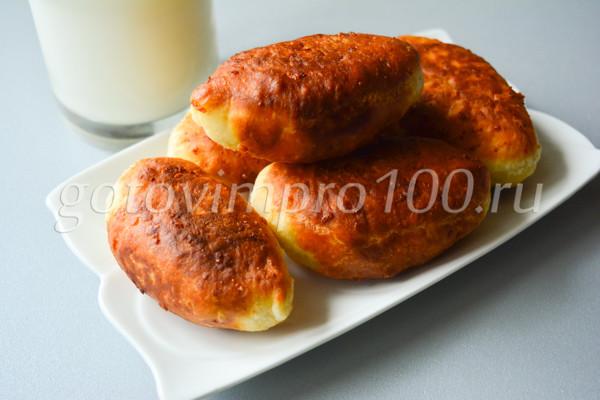 Сырные пышки-10