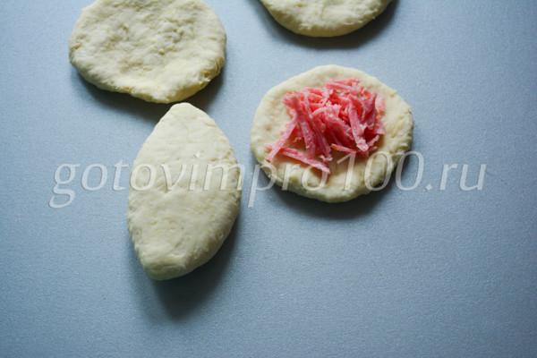 Сырные пышки-8