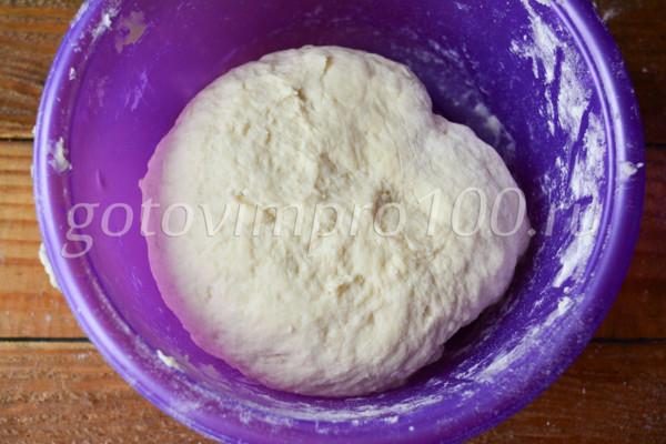 Хычины с картошкой и сыром-6