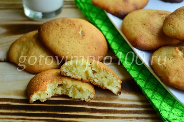 Печенье на кефире-8